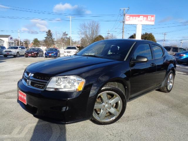 2012 Dodge Avenger SE FWD 4dr Car