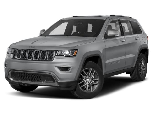 New 2020 Jeep Grand Cherokee Limited X With Navigation & 4WD