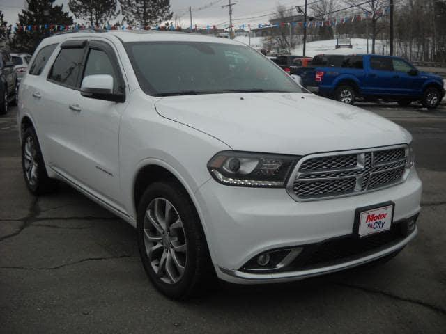 Pre-Owned 2016 Dodge Durango Citadel Anodized Platinum