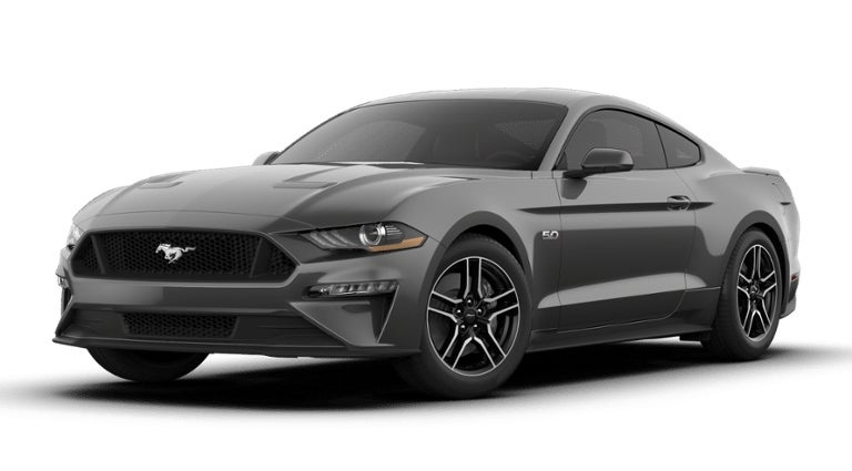 New 2019 Ford Mustang GT RWD 2dr
