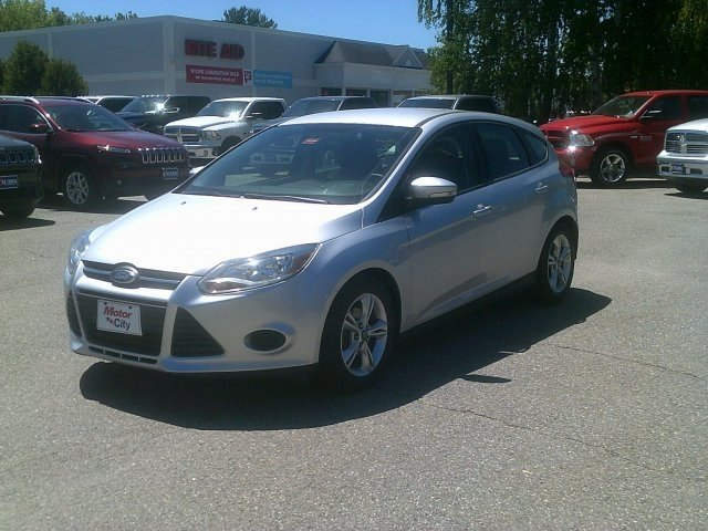 2014 Ford Focus SE FWD Hatchback