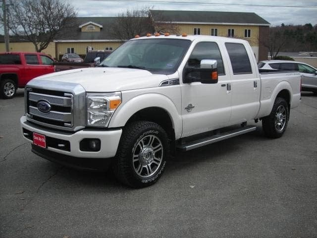 Pre-Owned 2013 Ford Super Duty F-250 SRW Platinum 4WD