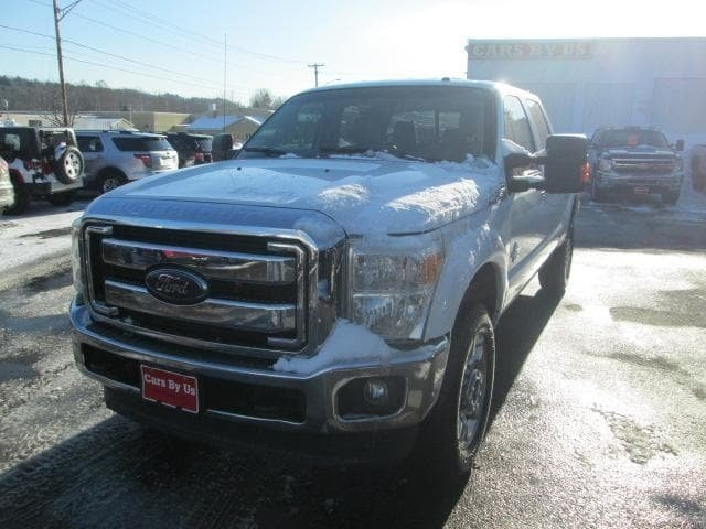 2014 Ford Super Duty F-250 SRW Lariat 4WD