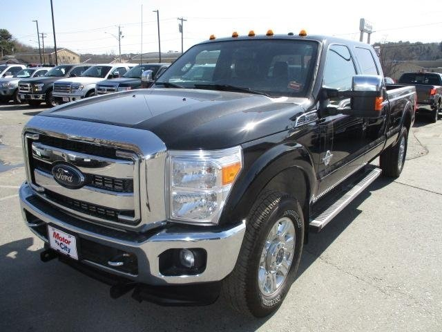 2016 Ford Super Duty F-250 SRW Lariat 4WD