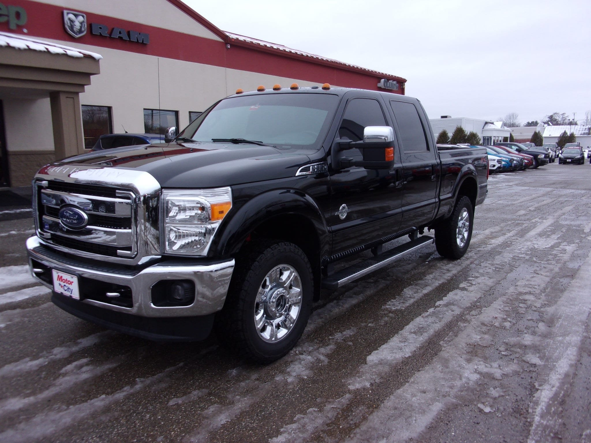 2016 Ford Super Duty F-350 SRW Lariat 4WD