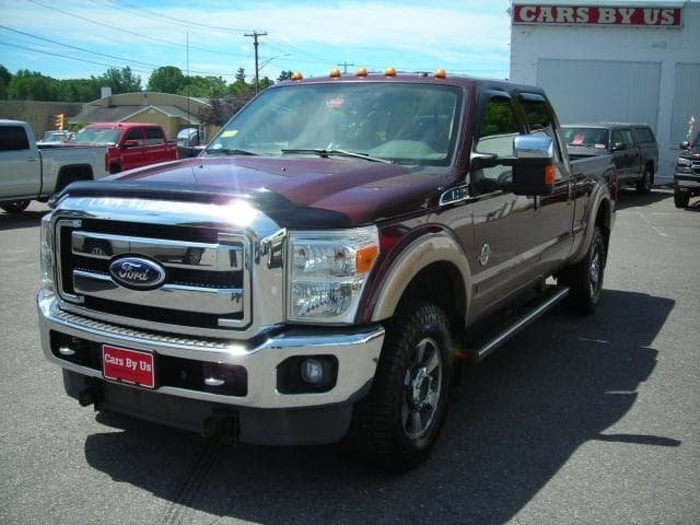 2011 Ford Super Duty F-350 SRW Lariat 4WD