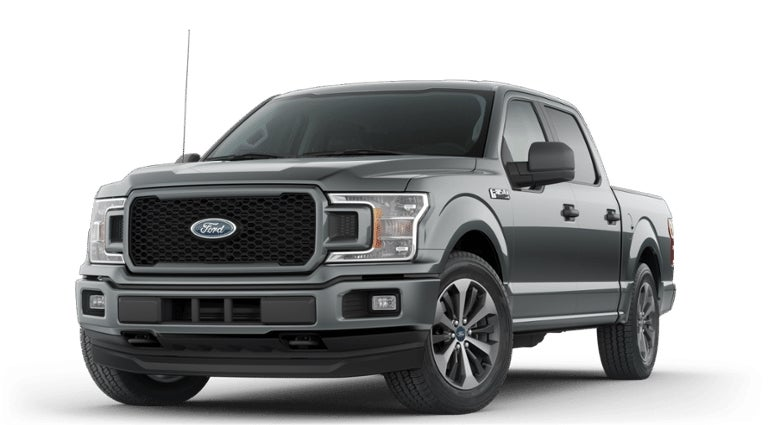 New 2019 Ford F-150 XL STX Appearance Package 4WD