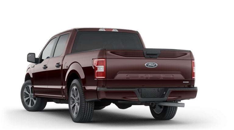 New 2019 Ford F-150 XL STX Appearance Package