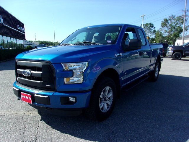 Pre-Owned 2015 Ford F-150 XL 4WD