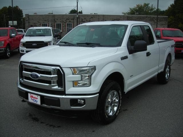 2015 Ford F-150 XL 4WD