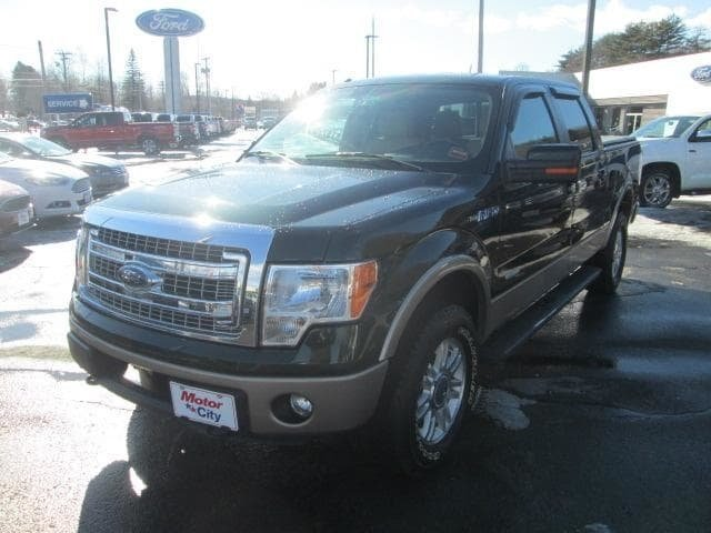 2013 Ford F-150 Lariat 4WD
