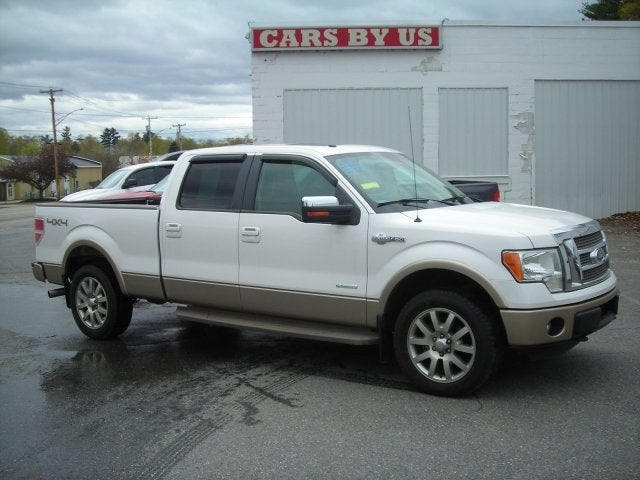 Pre-Owned 2012 Ford F-150 BASE