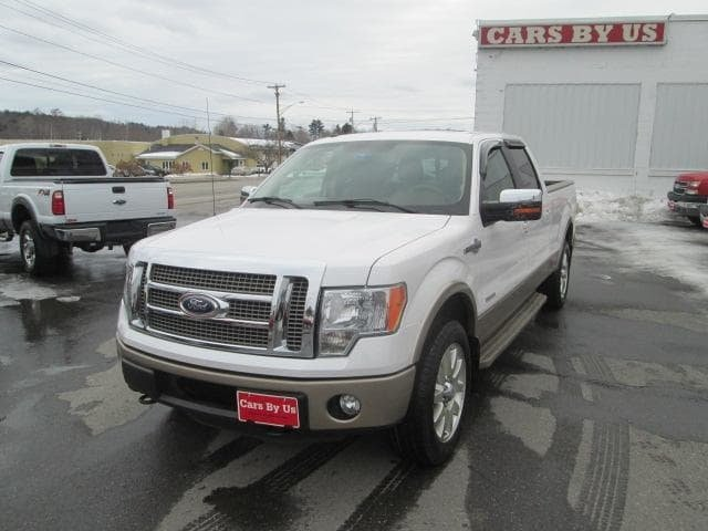 2012 Ford F-150 Base 4WD