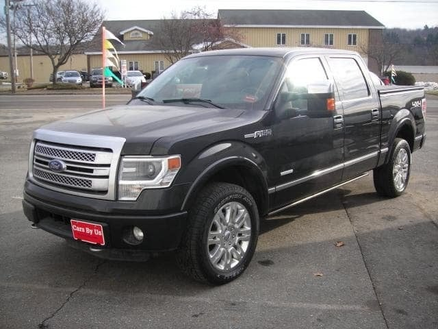 Pre-Owned 2014 Ford F-150 Platinum 4WD