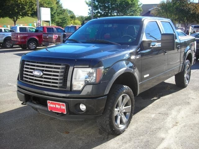 2011 Ford F-150 FX4 4WD