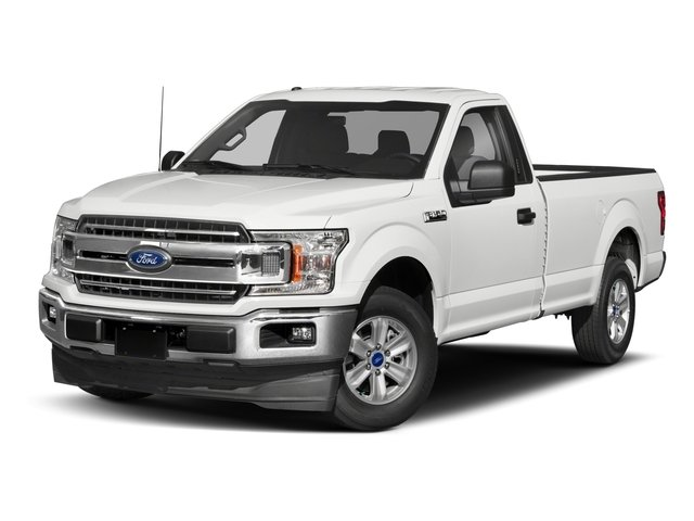 2018 Ford F-150 Series XL Regular Cab