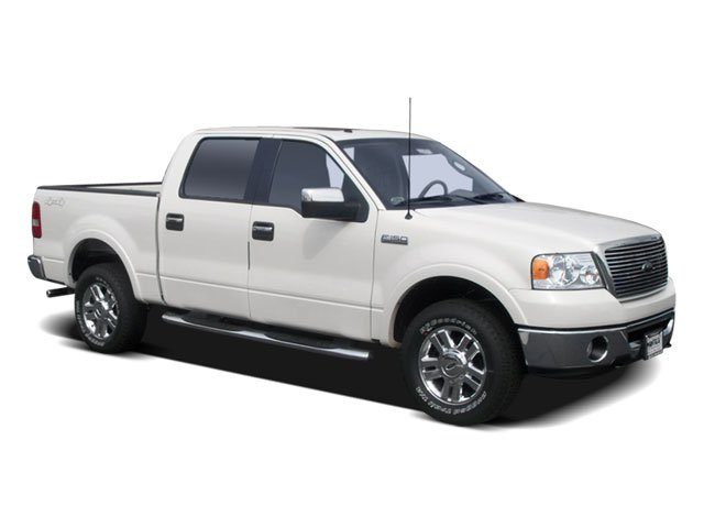 Pre-Owned 2008 Ford F-150 FX4