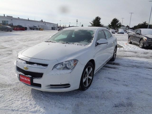 Pre-Owned 2011 Chevrolet Malibu LT w/1LT FWD 4dr Car