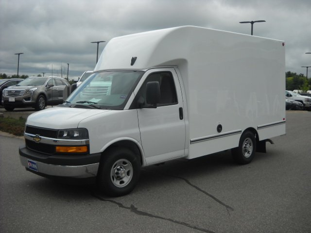New 2019 Chevrolet Express Unicell Aerocell Body