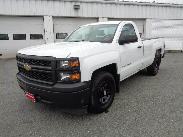 2014 Chevrolet Silverado 1500 Work Truck RWD Regular Cab