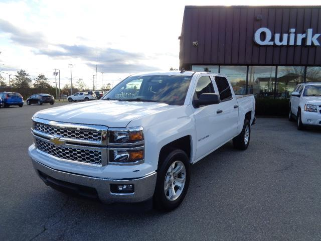2014 Chevrolet Silverado 1500 Work Truck RWD Regular Cab Pickup