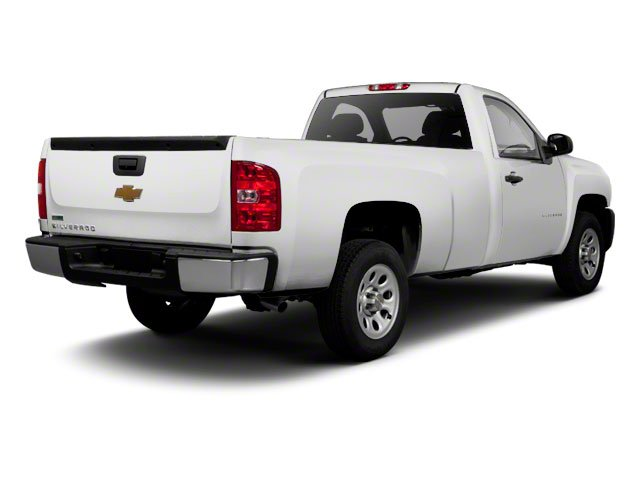 Pre-Owned 2011 Chevrolet Silverado 1500 Work Truck