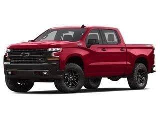 New 2019 Chevrolet Silverado Double Cab RST All-Star 4WD
