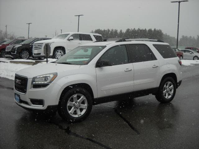 Certified Pre-Owned 2016 GMC Acadia SLE AWD