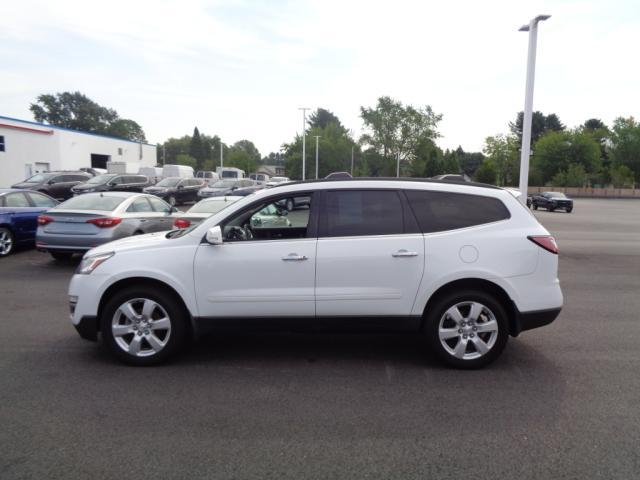 2016 Chevy Traverse Lt 4wd