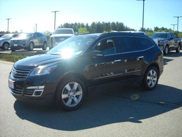 Phenomenal Pre Owned 2016 Chevrolet Traverse Ltz With Navigation Awd Bralicious Painted Fabric Chair Ideas Braliciousco