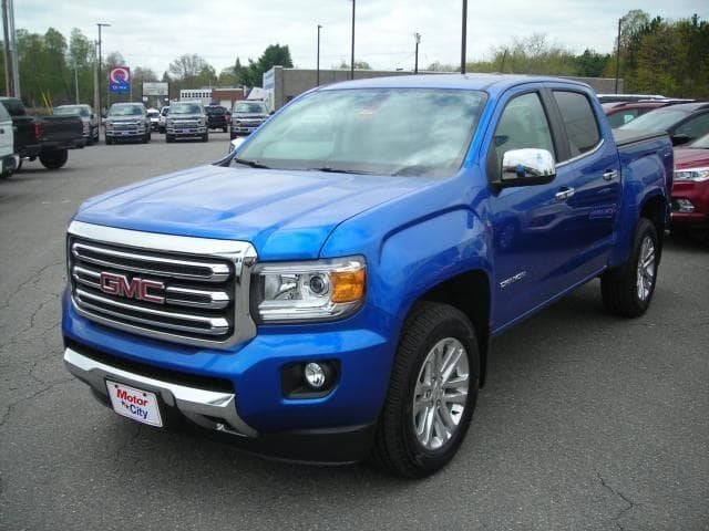 2018 GMC Canyon 4WD SLT 4WD
