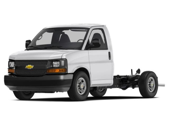 New 2020 Chevrolet Express Commercial Cutaway