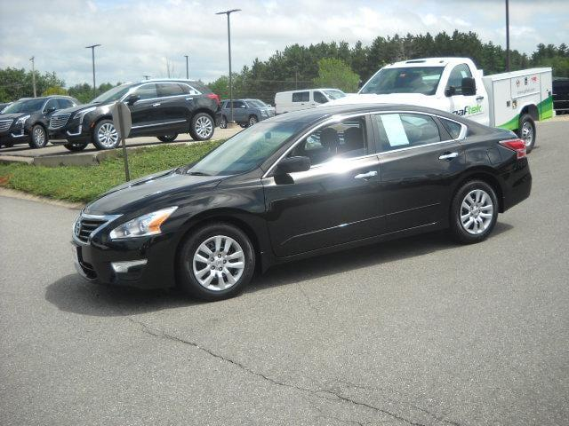 Pre-Owned 2015 Nissan Altima 2.5 S FWD 4dr Car