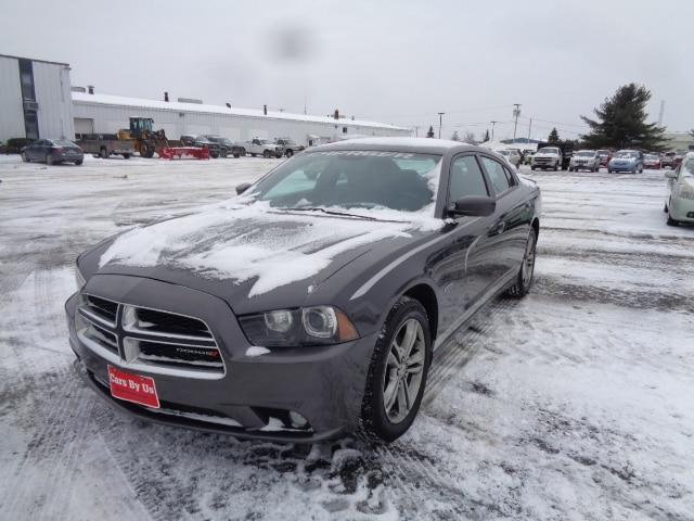 Pre-Owned 2014 Dodge Charger RT Plus AWD