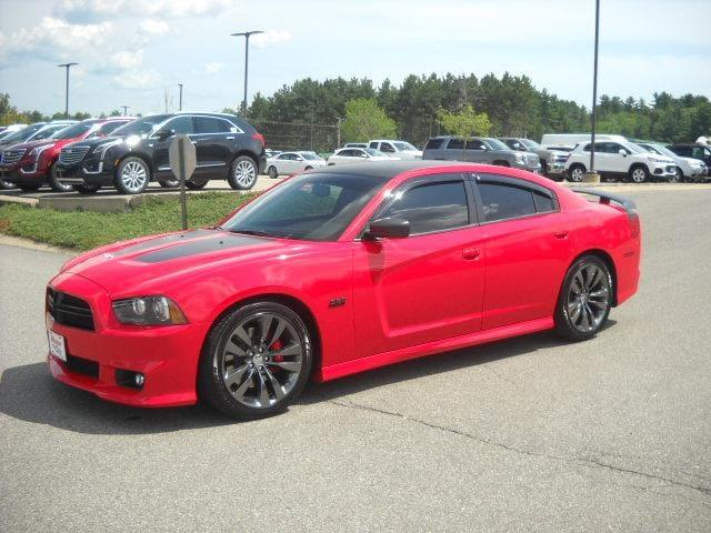 2014 DODGE CHARGER SRT SUPER BEE