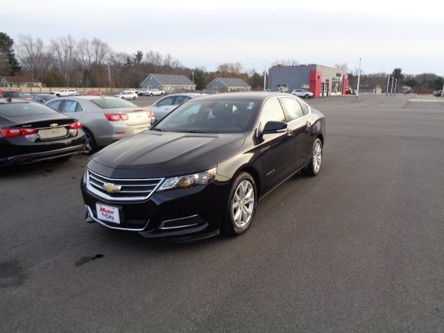 Certified Pre-Owned 2016 Chevrolet Impala LT