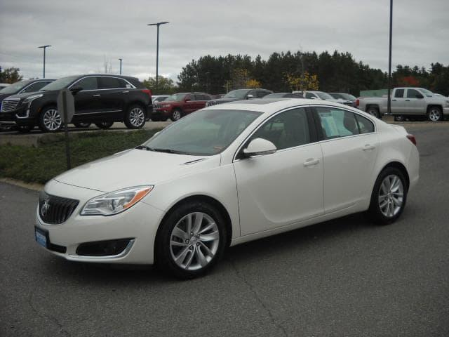 Certified Pre-Owned 2015 Buick Regal 4DR SDN TURBO AWD