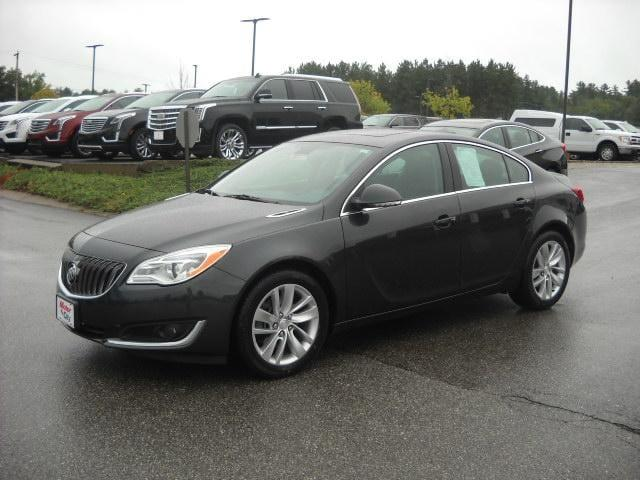 Pre-Owned 2015 Buick Regal Premium I FWD 4dr Car