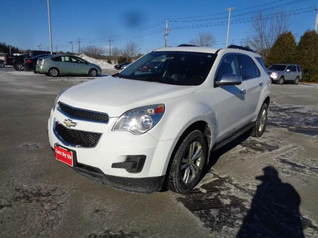 Pre-Owned 2012 Chevrolet Equinox LT w/1LT AWD