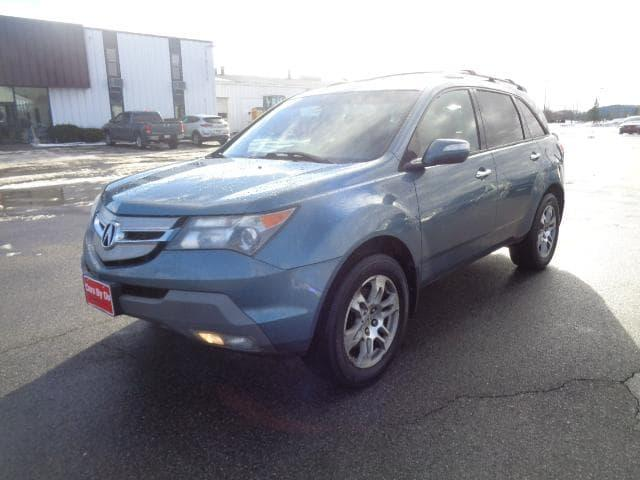 2008 Acura MDX Tech Pkg With Navigation & AWD