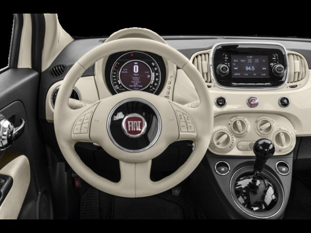 Fiat 500 Pop >> New 2019 Fiat 500 Pop Fwd Hatchback