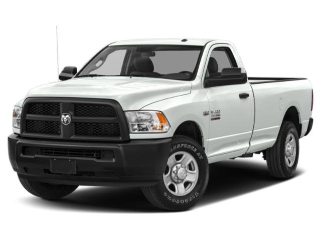 New 2018 Ram 2500 Tradesman Regular Cab 4WD Diesel