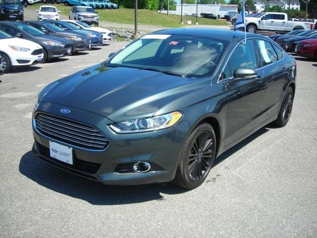 Certified Pre Owned 2016 Ford Fusion Se