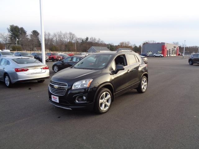 Pre-Owned 2015 Chevrolet Trax LTZ AWD