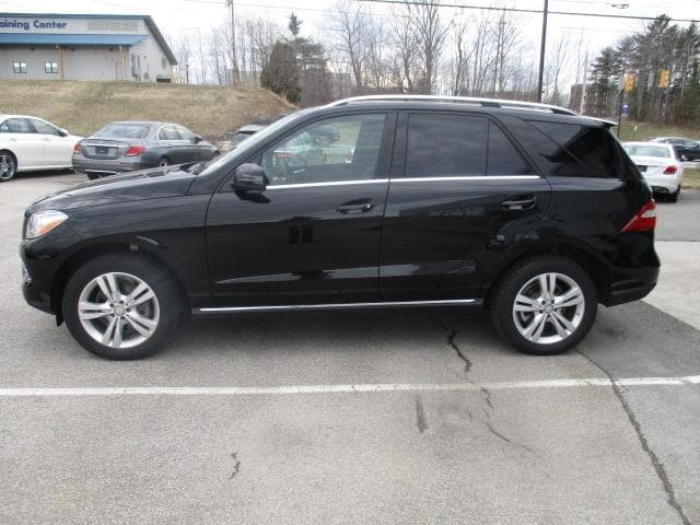 Certified Pre-Owned 2015 Mercedes-Benz ML 350 4MATIC