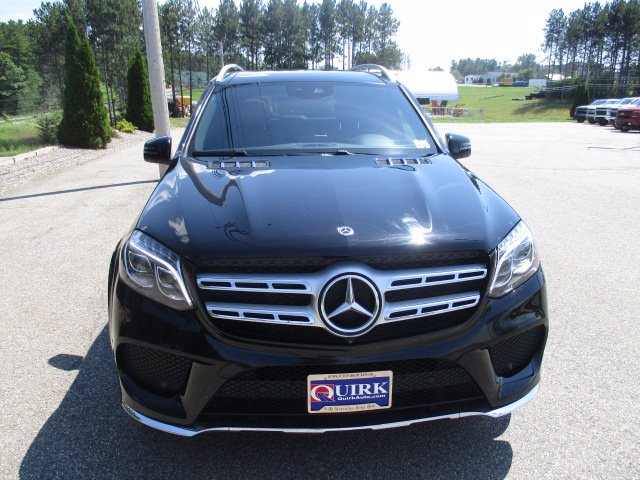 Certified Pre-Owned 2018 Mercedes-Benz GLS 550 4MATIC