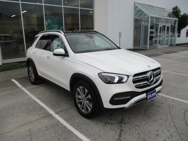 New 2020 Mercedes-Benz GLE 350 4MATIC