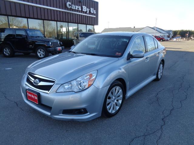 Pre-Owned 2012 Subaru Legacy 3.6R Limited AWD