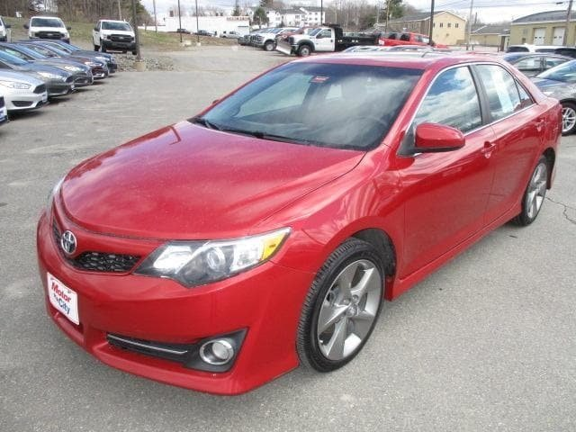 2014 Toyota Camry L FWD