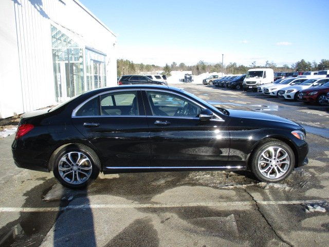 Certified Pre-Owned 2015 Mercedes-Benz C 300 4MATIC